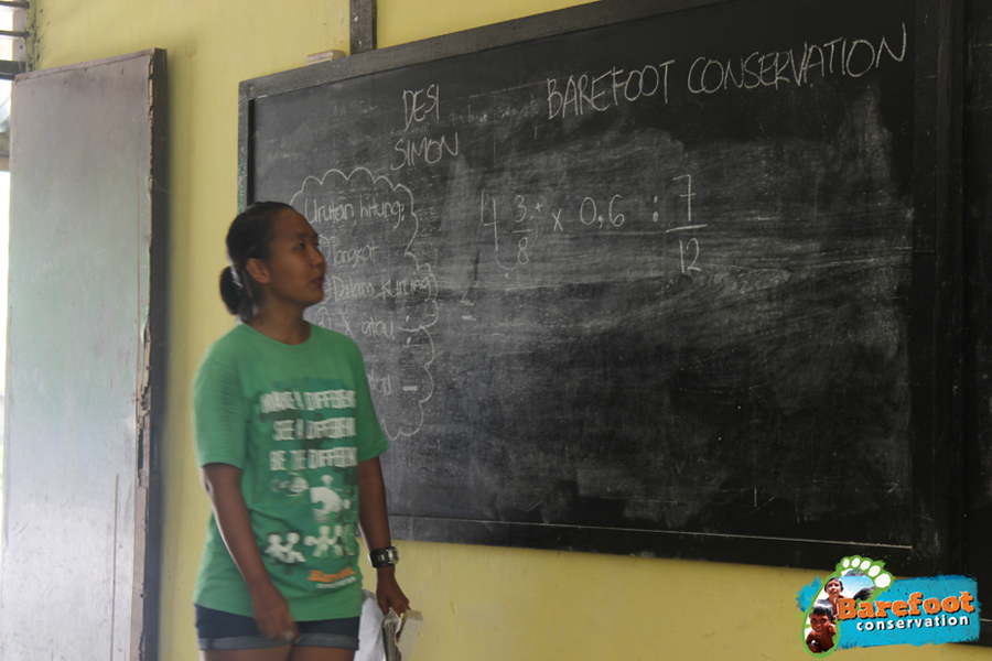 Barefoot Conservation education programme