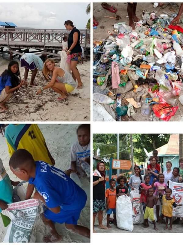 Plastic Recycling education project